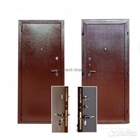 недорогая уличная металлическая дверь для дачи недорого
