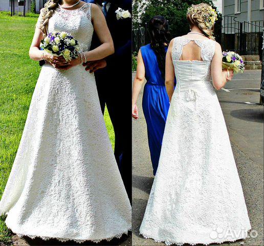 Купить свадебное платье борисоглебск