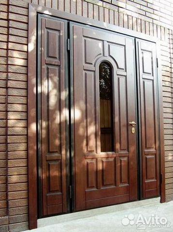 сколько стоит установка железного двера