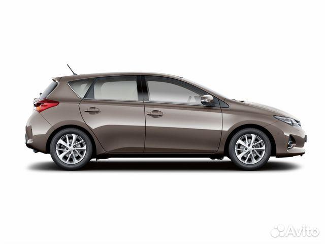 клиренс Toyota Аурис 2008 #5
