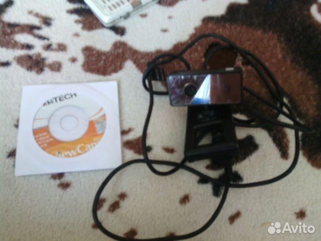 Web camera A4 PK-760E