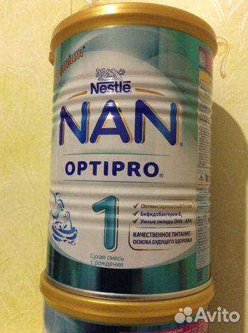 аллергия на нан 1 оптипро чем заменить