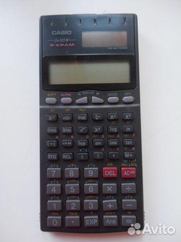 Casio - fx-82TL - Ernst Mulders Homepage