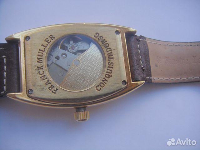 Как определить оригинальные часы Franck Muller