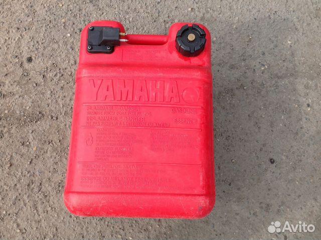 купить лодочный топливный бак yamaha