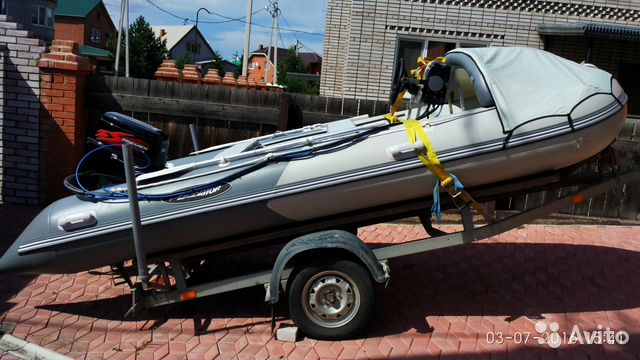 срок службы лодки резиновой