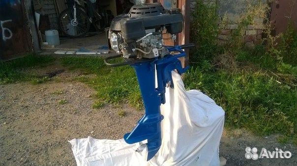 купить лодочный мотор ветерок гибрид на авито