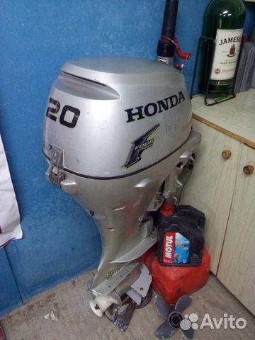 лодочный мотор хонда 10 сил