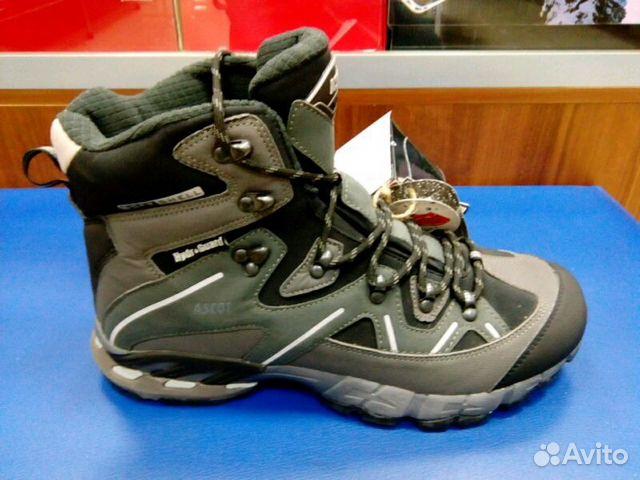 80073fdb2050 Новые трекинговые ботинки Ascot