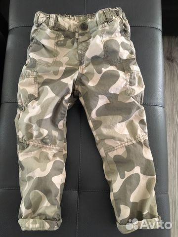 6b026647 Штаны/брюки милитари для мальчика или девочки купить в Москве на ...