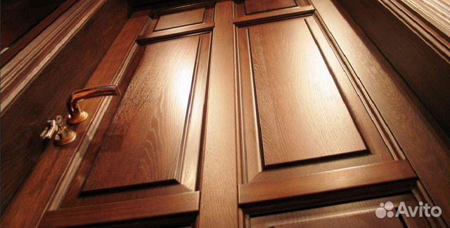 Деревянные межкомнатные двери из массива Фабрика Браво