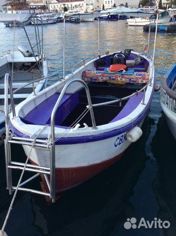 купить лодку для рыбалки в севастополе
