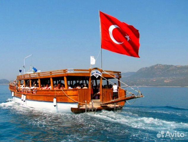 Турция в мае 2017 все включено