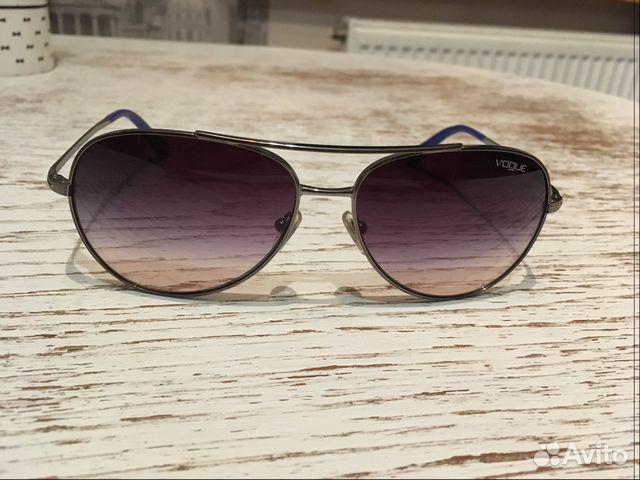 Продам солнцезащитные очки авиаторы vogue оригинал   Festima.Ru ... 69f63197a37