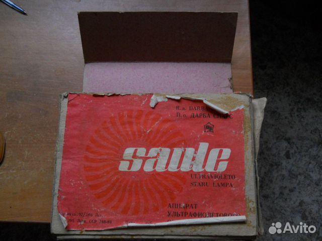 Аппарат ультрафиолетового облучения saule инструкция