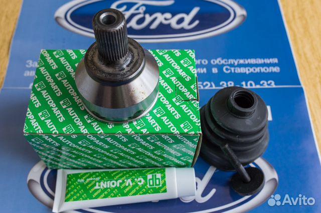 Шрус на форд фокус 2 22 зуба
