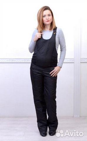 acb56946729f Комбинезон для беременных плащевка на синтепоне купить в Москве на ...
