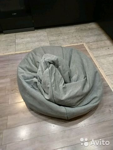 кресло мешок икеа со сменным чехлом Festimaru мониторинг объявлений
