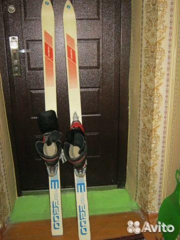 Продаются лыжи 89124436978 купить 1