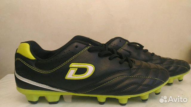 ac7368ef Бутсы Demix, спорт. обувь д/футбола, 40 размер | Festima.Ru ...