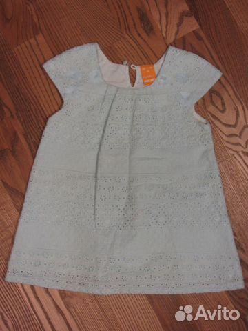 6b27d0dd74a8360 Платье, футболка девочке от 1 до 2 лет | Festima.Ru - Мониторинг ...