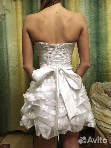 Платье для выпускного вечера 89143850001 купить 3