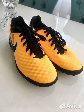 1157ae68 Бутсы футбольные Nike 40р купить в Московской области на Avito ...