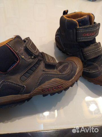 eac8f4e41 Ботинки geox демисезонные р-р 29 | Festima.Ru - Мониторинг объявлений