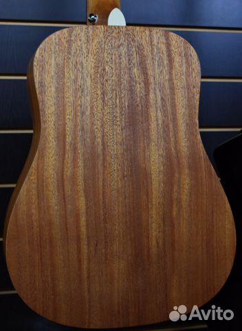Акустическая гитара с чехлом Cort Earth Mini OP купить 6