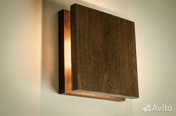 светильник из дерева лофт для дома и дачи мебель и интерьер санкт петербург объявления на сайте авито