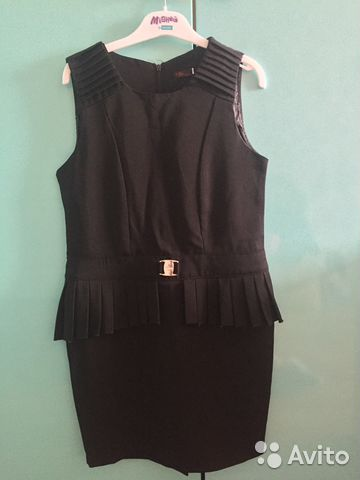 Платье школьное 89646676480 купить 1