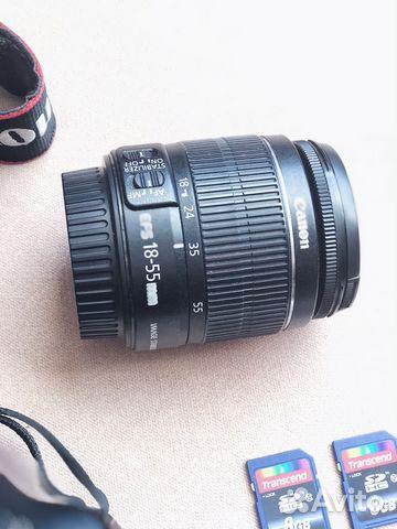 Фотоаппарат Canon 600D 89507618992 купить 4
