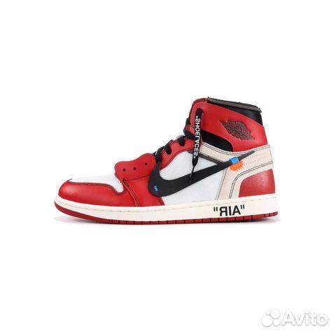 d8a49e49 Nike Air Jordan 1 x Off-White Артикул: 11090   Festima.Ru ...