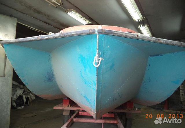 авито москва область купить катер лодку