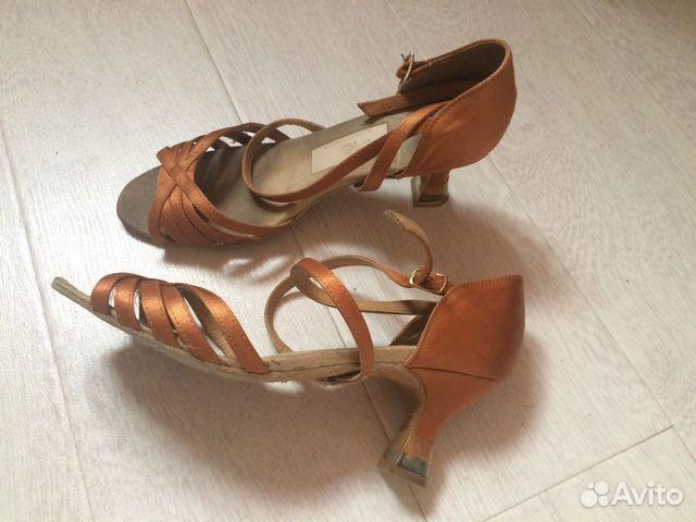 9f3b78b5a3328 Туфли для бальных танцев р.35 Соло плюс - Личные вещи, Одежда, обувь,  аксессуары - Москва - Объявления на сайте Авито