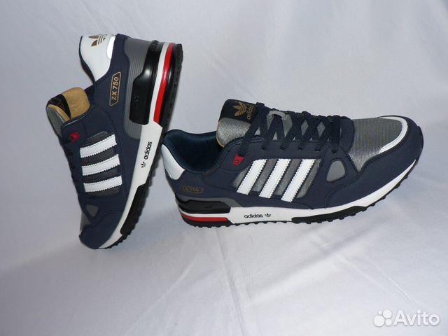 5e24bff7 Кроссовки Adidas ZX750. Размер 43(27,5см) / №191 купить в Санкт ...