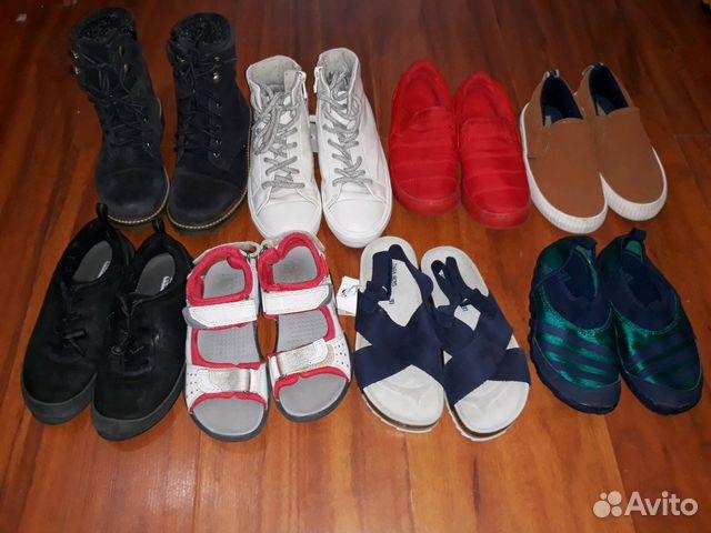 ed21b977f737 Adidas ecco crocs кроссовки сандали босоножки   Festima.Ru ...
