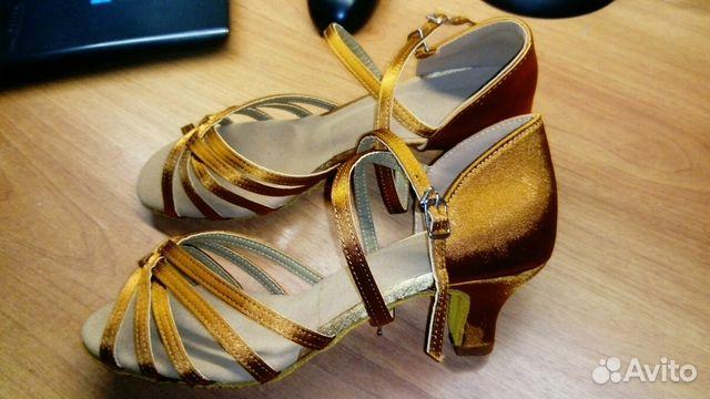 a91ec27dbdd77 Туфли для спортивно- бальных танцев - Личные вещи, Одежда, обувь,  аксессуары - Татарстан, Чистополь - Объявления на сайте Авито