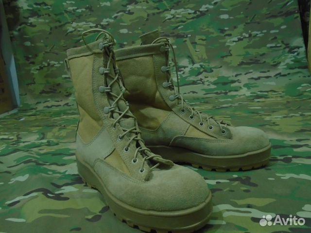 e8a2dfb4 Обувь армии США Bates новая размер 41-42 купить в Москве на Avito ...