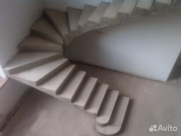 Монолитные лестницы 89524273873 купить 4