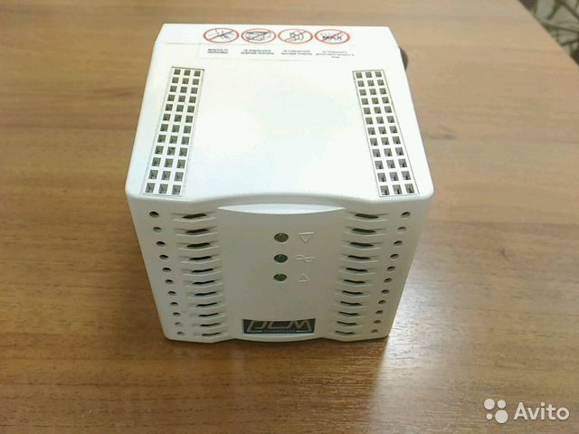 0dafd63ca7c6 Стабилизатор Powercom TCA-1200 (626)— фотография №1. Адрес  Рязанская  область ...