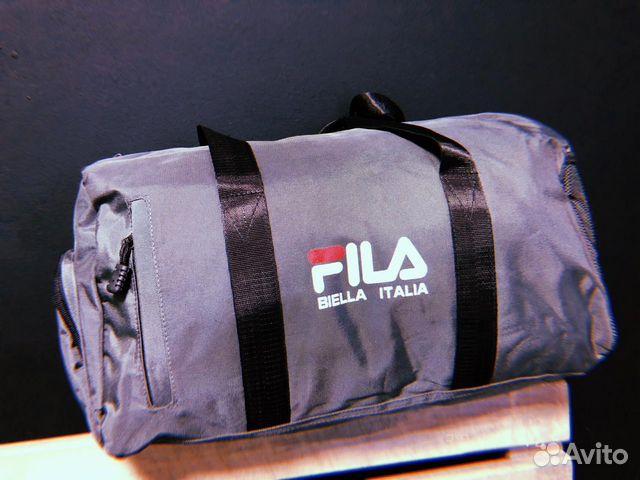 ec7d7d241823 Спортивная сумка Fila | Festima.Ru - Мониторинг объявлений