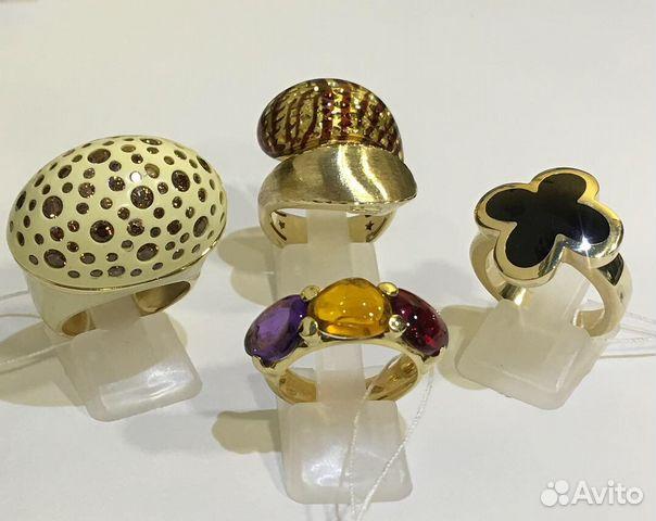 2e74be7d0109 Кольца из лимонного золота 585 и 750 пробы купить в Самарской ...