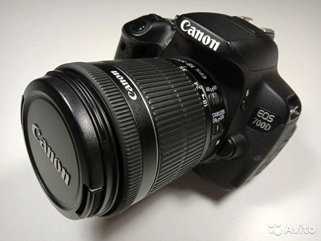 Canon EOS 700D body kit 18-55mm is комиссия