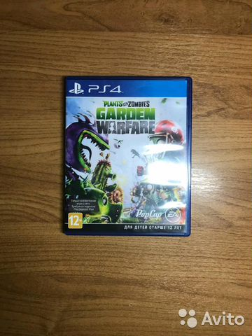 Игра для PS4 Plants vs Zombies Garden warfare 89281991887 купить 1