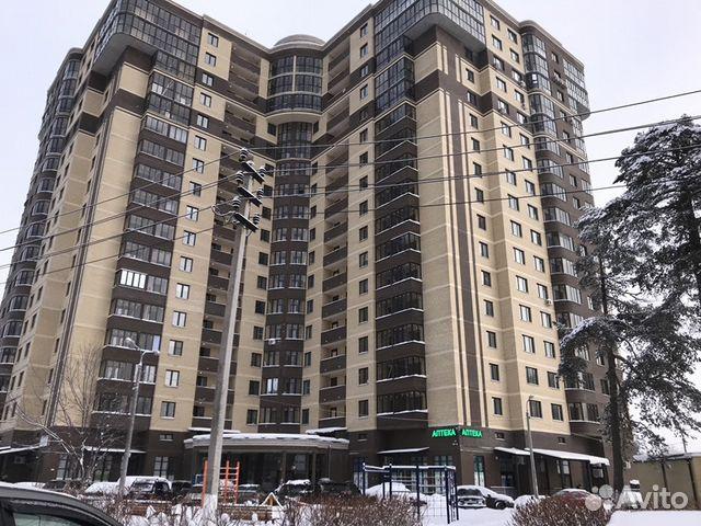 Продается двухкомнатная квартира за 3 280 000 рублей. Московская область, городской округ Лосино-Петровский, посёлок Биокомбината, 6А.