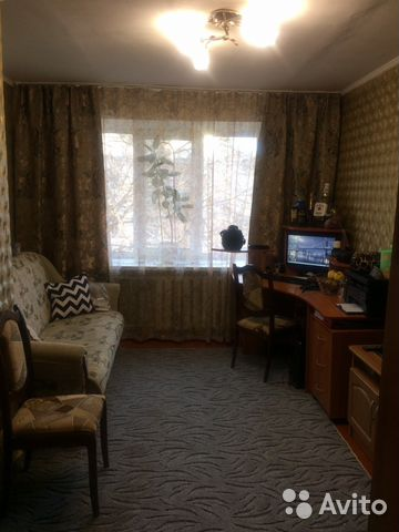 2-room apartment, 39.7 m2, 3/5 floor. buy 10