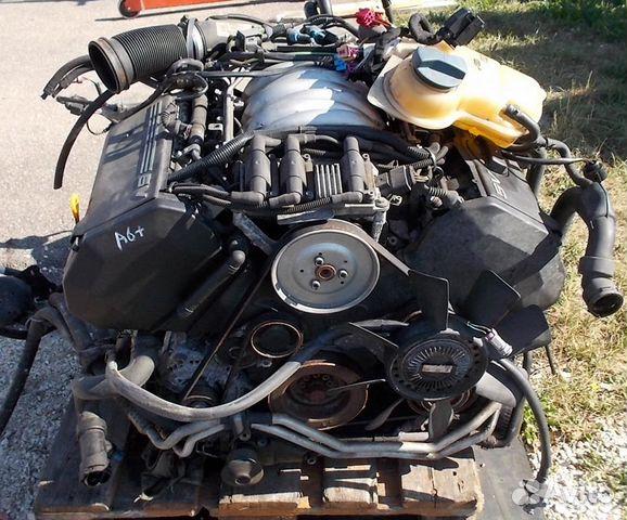 Audi A6 C5 ауди а6 с5 двигатель 24 бензин Alf купить в