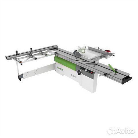 Форматно-раскроечный станок WoodTec PS-45 (Filato) 89196254424 купить 6
