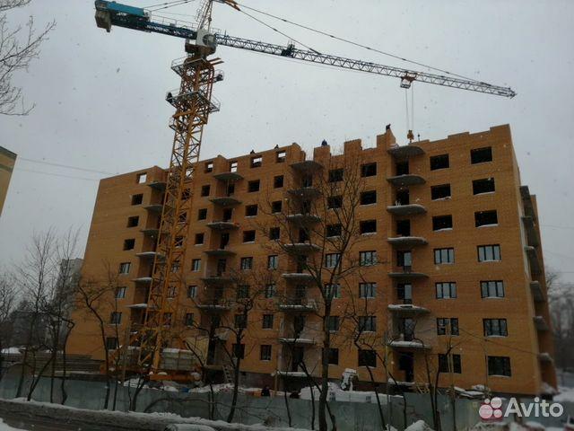 2-к квартира, 64.8 м², 2/9 эт. 89107883060 купить 5